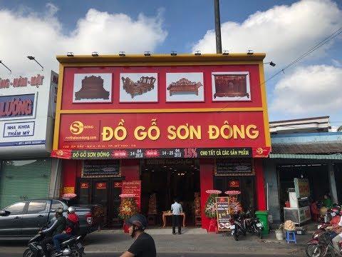 Giới Thiệu Cửa hàng Nội Thất Sơn Đông Chi Nhánh Tiền Giang