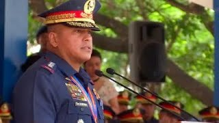 Bato: PNP not slowing down in war on drugs. Video and editing by Noy Morcoso