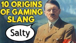 10 Origins of Gaming Slang (You May Not Know)