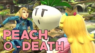Peach 0-to-Death Combo (works on all characters)