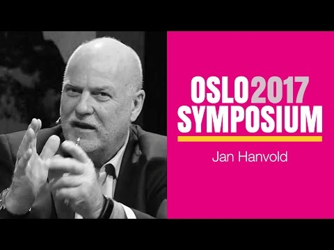 Jan Hanvolds tale på Oslo Symposium 2017