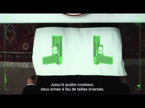 Kingsman : Services secrets - Comment devenir un Agent Kingsman : Les bonnes manières à table VOST