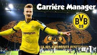 Video Fifa 17: Carrière Manager Dortmund #1: Le commencement MP3, 3GP, MP4, WEBM, AVI, FLV Oktober 2017