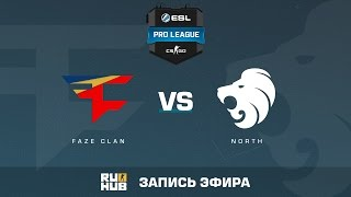 FaZe Clan vs. North - ESL Pro League S5 - de_cache [CrystalMay, ceh9]