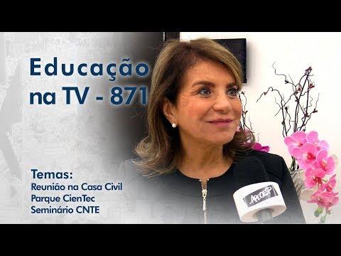 Reunião Casa Civil / Parque CienTec / Seminário CNTE