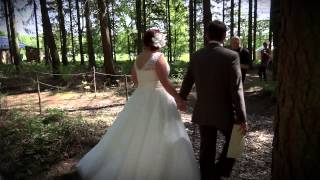 Bedale United Kingdom  City pictures : A Glamping Wedding Video from Kamp Kátur in Bedale, North Yorkshire