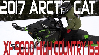 4. STV 2017 Arctic Cat XF 9000 High Country 153