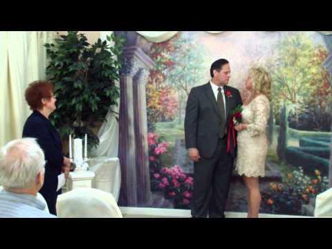 Tim and Laura Lightner 12-12-12: Wedding Chapel Packages in Las Vegas NV