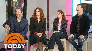 Video 'Will And Grace' Stars: 'We're Still The Same People' As Show Returns After 11 Years | TODAY MP3, 3GP, MP4, WEBM, AVI, FLV Oktober 2018