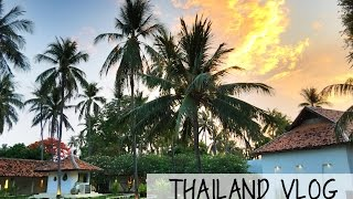 Come away with me on this very special journey from Los Angeles to Hua Hin, Thailand. 25 hours worth of travel and what for what what you see at the end of it!