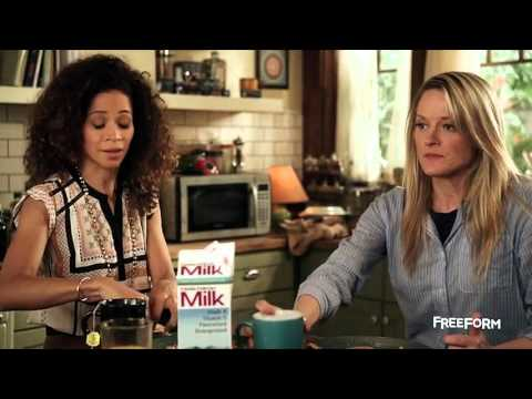 Stef And Lena Scenes  3x16 Part 1