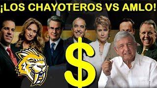 Video ¡ CHAYOTEROS VS AMLO ! CRITICAN LA DESICION DEL NAIM - ESTADISTICA POLITICA MP3, 3GP, MP4, WEBM, AVI, FLV Agustus 2018