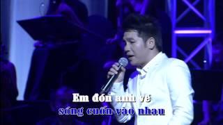 Biển Khát [Karaoke]   Liveshow Đêm Nhạc Trọng Tấn   Full HD 1080p, nhac karaoke, beat karaoke, beat nhac