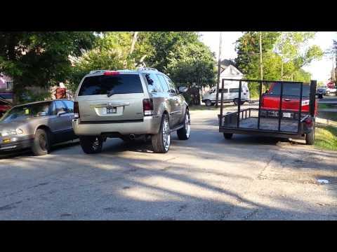30s on Chrysler aspen houston tx