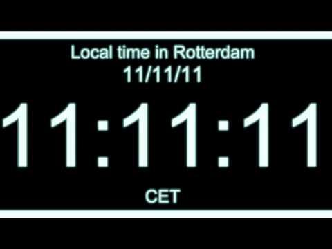 11-11-11 at 11:11:11 --- 111111 at 111111
