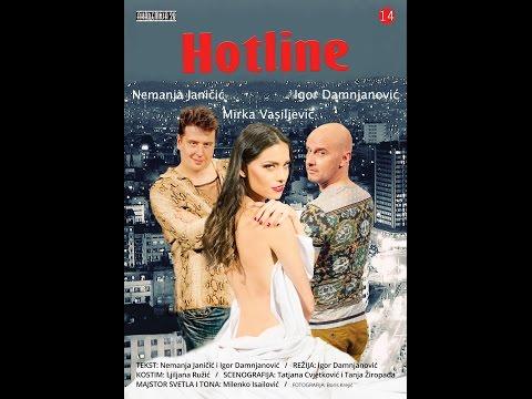 "Predstava ""Hotlajn"" u Nišu na Dan zaljubljenih"
