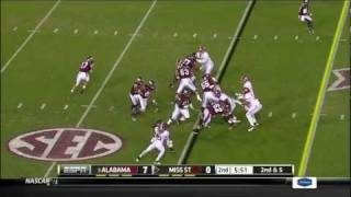 Donta Hightower vs Mississippi State 2011