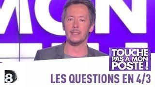Video Les questions en 4/3 de Jean-Luc Lemoine - TPMP - 19/12/2013 MP3, 3GP, MP4, WEBM, AVI, FLV Agustus 2017