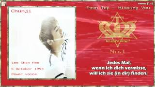 Download Lagu Teen Top (반해) - Missing You k-pop [german sub] Mp3
