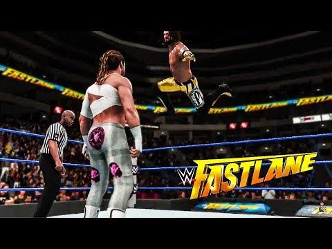 WWE 2K18 Fastlane 2018 Fatal 5 Way | Prediction Highlights