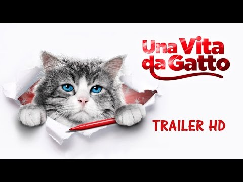 una vita da gatto - trailer