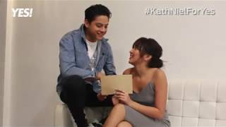 Video Kathryn & Daniel ask each other questions | YES! Magazine April Issue MP3, 3GP, MP4, WEBM, AVI, FLV Maret 2019
