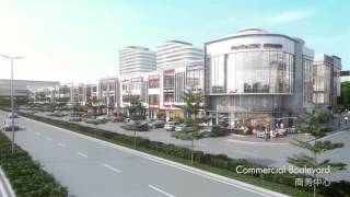 Kluang Malaysia  city pictures gallery : 居銮Newpark Residential Development In Kluang, Malaysia