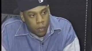 Vintage Jay Z Footage