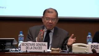 Supachai Panitchpakdi, SecretaryGeneral UN Conference Trade&Development