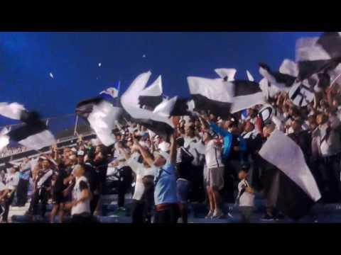 Recibimiento | vs La gallina del Uruguay | ap17 - Los Danu Stones - Danubio