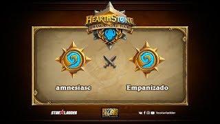 Amnesiac vs Empanizado, game 1