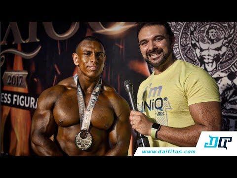 Mr Mexico 2017 - Noel Adame - Ganador Absoluto Fisicoculturismo