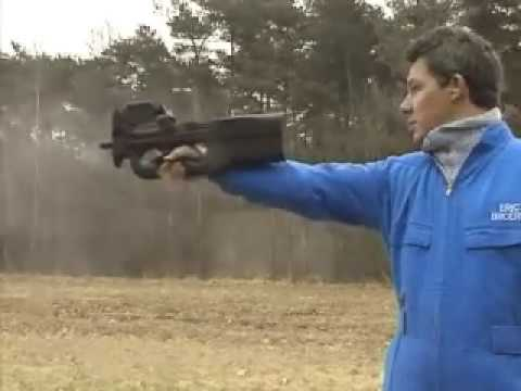 Video FN P90 One Hand Shooting download in MP3, 3GP, MP4, WEBM, AVI, FLV January 2017