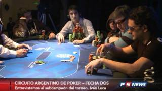 Poker Sports News - 2011/08/19 - Bloque I