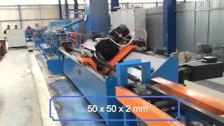 ERWTech High Speed Flying Cold Saw