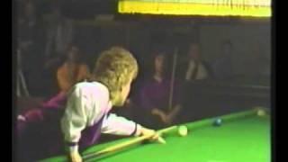 Allison Fisher Snooker World Champion (2 Profiles)