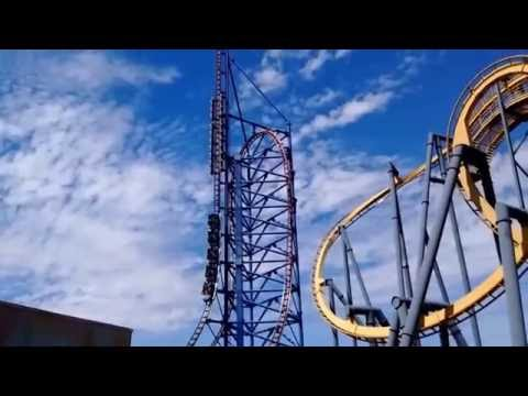 Video Mr. Freeze: Reverse Blast HD Off Ride Six Flags Over Texas download in MP3, 3GP, MP4, WEBM, AVI, FLV January 2017