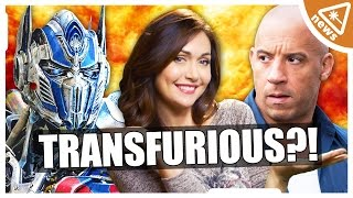 Nonton ZOMG! Fast 8 with TRANSFORMERS?!!! (Nerdist News w/ Jessica Chobot) Film Subtitle Indonesia Streaming Movie Download