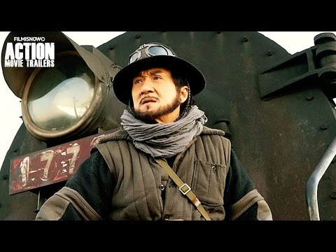 Jackie Chan's RAILROAD TIGERS Teaser Trailer