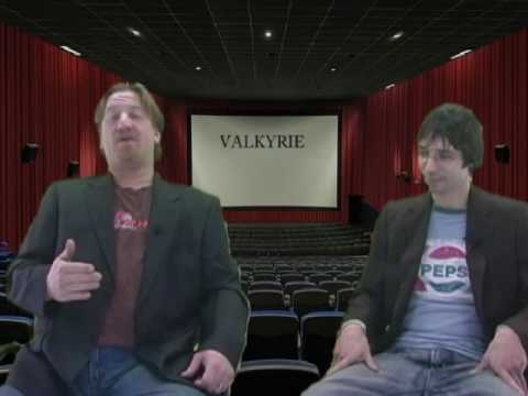 The Dollar Show Critics; Valkyrie, The Grifters