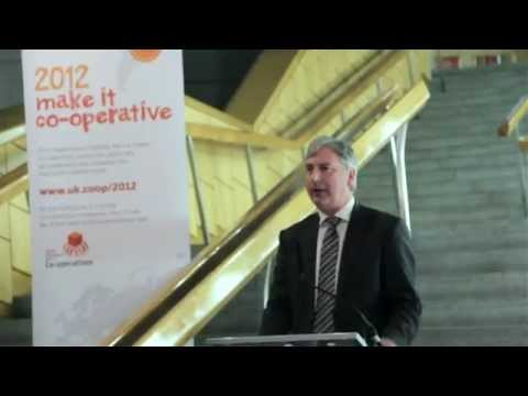 Launch of the International Year of Co-operatives