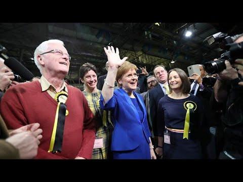 Νίκολα Στέρτζον: Ζητάει νέο δημοψήφισμα για την ανεξαρτησία της Σκωτίας…