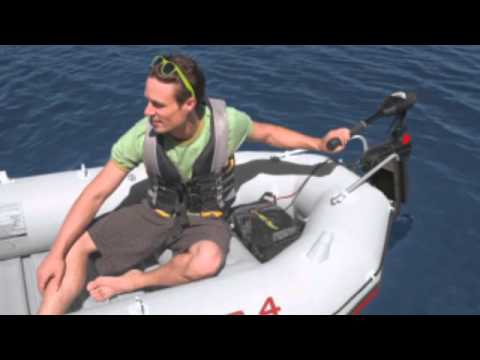 Inflatable Boat Motor Mount | Intex 68624E