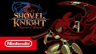 Shovel Knight: Specter of Torment arrives on Nintendo eShop on Nintendo Switch on March 3rd!#NintendoSwitch #NintendoOfficial Website: http://www.nintendo.co.uk/Games/Nintendo-Switch-download-software/Shovel-Knight-Specter-of-Torment-1200314.html?utm_medium=social&utm_source=youtube&utm_campaign=ShovelKnight%7CTrailerFacebook Nintendo Switch: https://facebook.com/NintendoSwitchTwitter Nintendo UK: https://twitter.com/NintendoUKTwitch Nintendo UK: https://twitch.tv/NintendoUKInstagram Nintendo Switch UK: https://instagram.com/NintendoSwitchUKInstagram Nintendo UK: https://instagram.com/NintendoUKYouTube Nintendo UK: https://bit.ly/2cREWfuAge Rating: PEGI 7 (http://www.pegi.info)