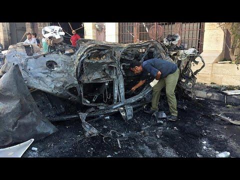 Libyen: Autobombe tötet zwei UN-Mitarbeiter in der St ...