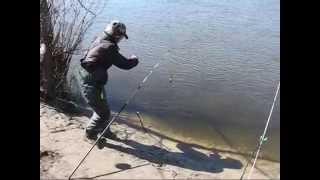Рыбалка в запрет, Десна-2014