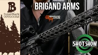 Brigand Arms introduced their carbon fiber handguards last year, and feather light doesn't begin to describe how weightless they feel.Learn more at www.Brigandarms.comOfficial website, blog, and online store.www.inner-bark.comJoin me on social media to be up to date on the latest projects, news, and giveaways.Facebook- www.facebook.com/innerbarkTwitter- www.twitter.com/innerbarkPintrest- www.pintrest.com/innerbarkInstagram- www.Instagram.com/innerbark