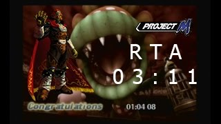 Come and beat my Easy Boss Battles record [03:11 RTA/01:04 IGT]