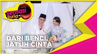 Video Dari Benci Jatuh Cinta - Sensasi Suria MP3, 3GP, MP4, WEBM, AVI, FLV Februari 2018