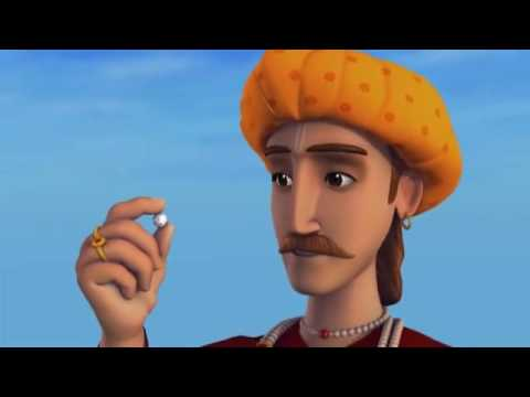Little Krishna Hindi   Episode 10 The Charge Of The Monster Horse